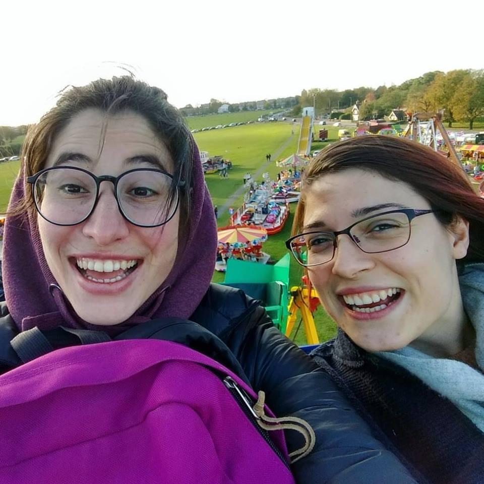Photo from Ferris Wheel in Greenwich Park
