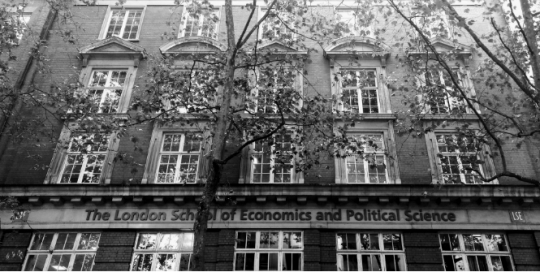 Getting to LSE: When crazy decisions bring you to the right place