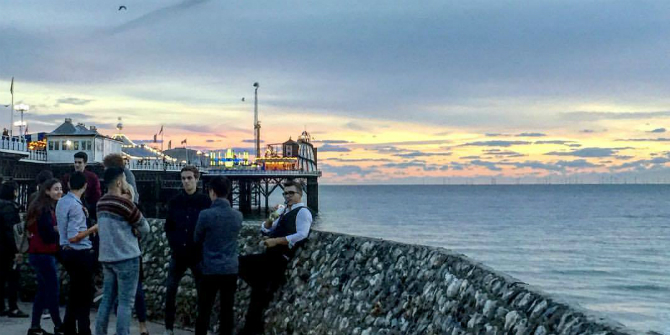 Department of Finance grad trip to Brighton – Just go, trust me