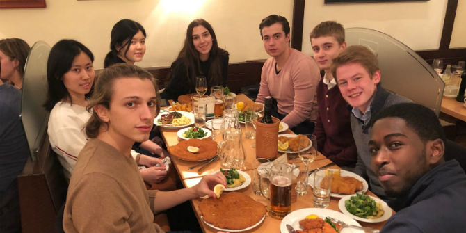 BSc Finance: schnitzels, snow and sightseeing in Vienna