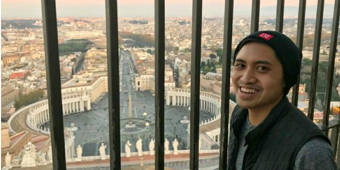Venturing to the Parts Unknown: The Importance of Travelling as a Student