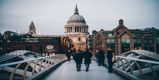 LSE - A Brit's First Impressions