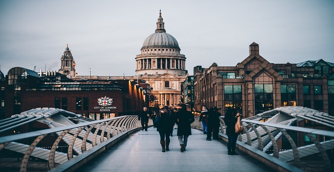LSE – A Brit's First Impressions