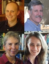 Four authors Immigration police
