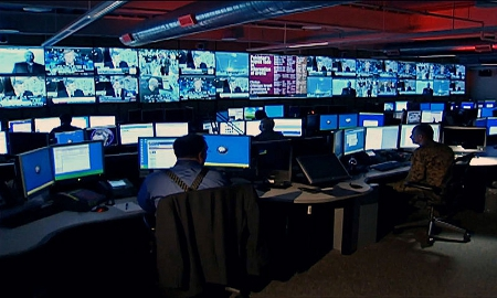 Defense Intelligence Agency 24/7 watch centers Credit: DIA