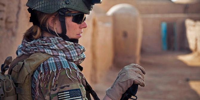 the women in combat in the united states Sergeant major lehew, a 27 year veteran of the united states marine corps, speaks the honest truth no one wants to hear about women in combat.