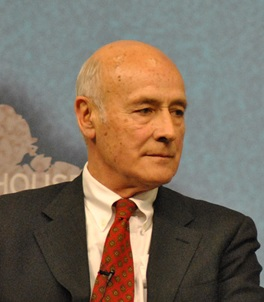 Joseph Nye at Chatham House in 2011 (Creative Commons BY-2.0)