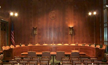 Dirksen Senate Building room 226 Credit: Wikimedia Commons