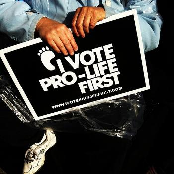 Vote pro life