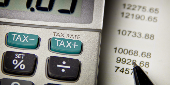 Local sales taxes can reduce the differences between taxes at state borders
