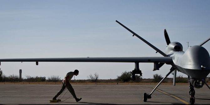 "Public ""traces"" of drone strikes are reshaping what it means to witness warfare"