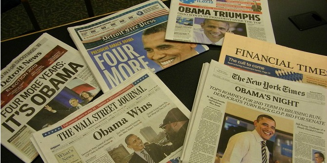 In contrast to pundits' claims, Barack Obama won reelection because of the economy – not despite it