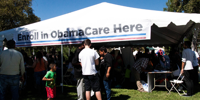Obamacare enroll