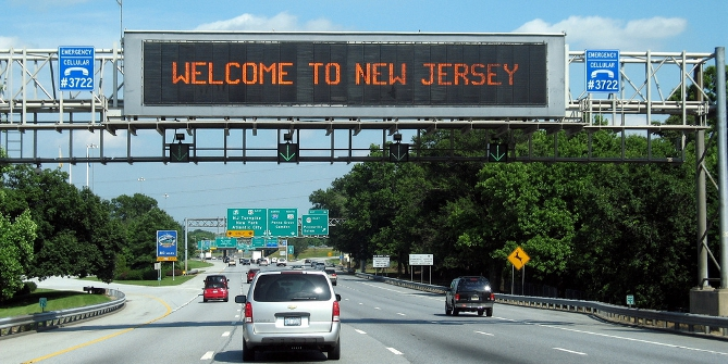 New jersey featured