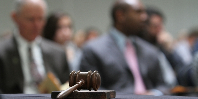 When it comes to U.S. punishment, noncitizens may be the new face of legal inequality