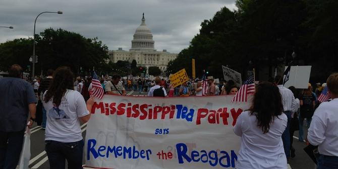 South Tea Party featured
