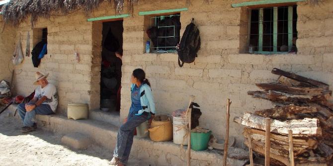 Emilia; San Miguel Piedras, Distrito de Nochixtlán, Región Mixteca, Oaxaca, Mexico Credit: Lon&Queta (Creative Commons BY NC SA)