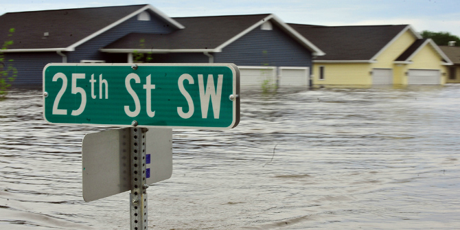 Floods are not going to go away. Here's how we can make them less costly.