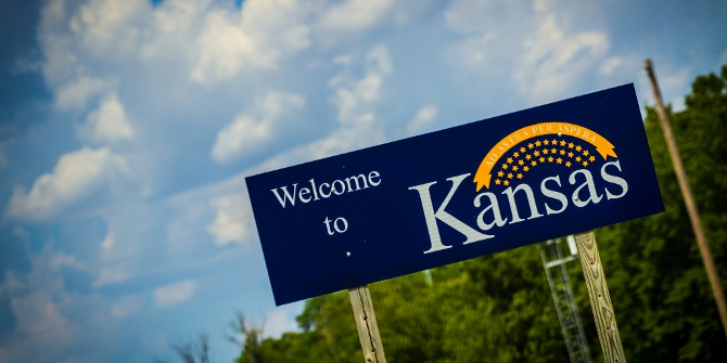 Not So Flat and Boring After All: How the Kansas Senate Race Became 2014's Most Improbable Tossup