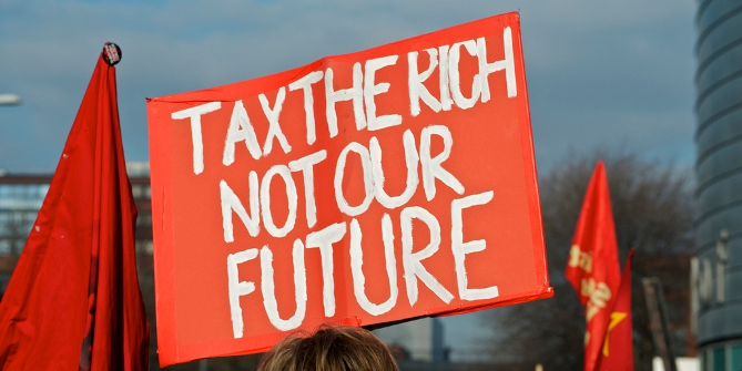 Socioeconomic stereotypes are powerful predictors of Americans' desire to raise or lower taxes on the wealthy.