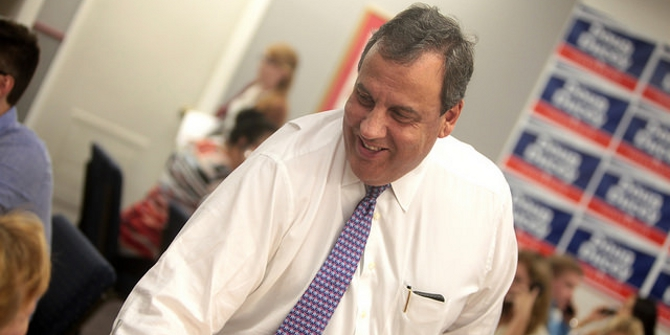 Chris Christie featured