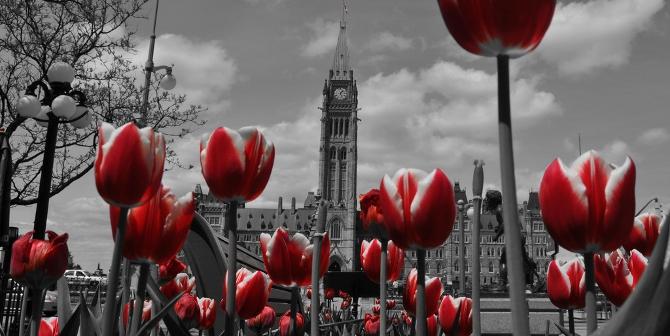 Canadian Parliament Credit: jaliyaj (Flickr, CC-BY-2.0)