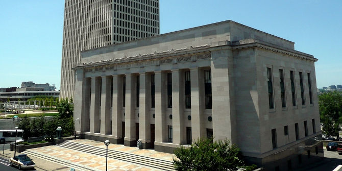 Tennessee Supreme Court Credit: Reading Tom (Flickr, CC-BY-2.0)