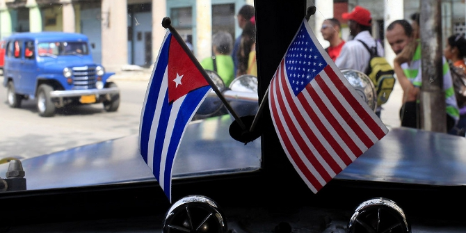 Cuba USA featured