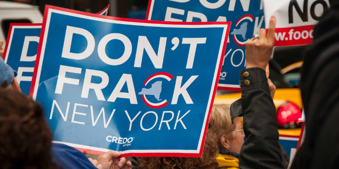 Republicans will vote against fracking – if the issue is framed the right way.