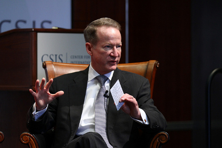 Ambassador William R. Brownfield, Assistant Secretary of State for International Narcotics and Law Enforcement Affairs Credit: CSIS | Center for Strategic & International Studies (Flickr, CC-BY-NC-SA-2.0)