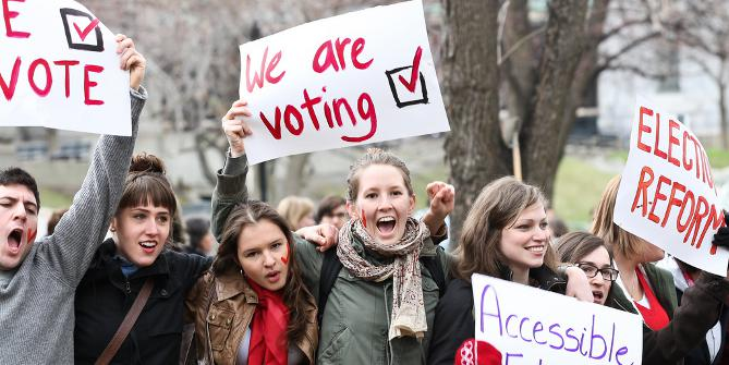 If we young people vote, British politics can be transformed