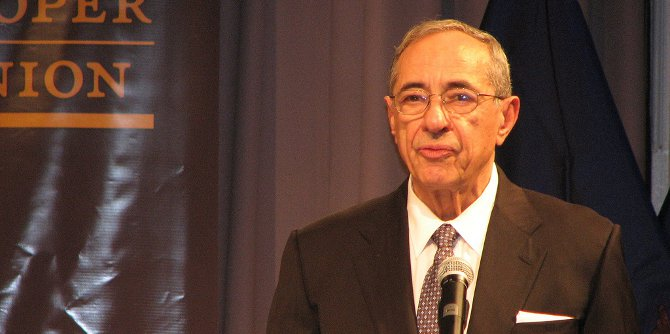 Mario Cuomo, Credit: David Berkowitz (Flickr, CC-BY-2.0)