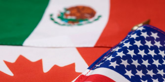 NAFTA led to Mexico increasing its trade in intermediate goods, resulting in welfare and trade growth.