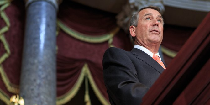 Boehner featured