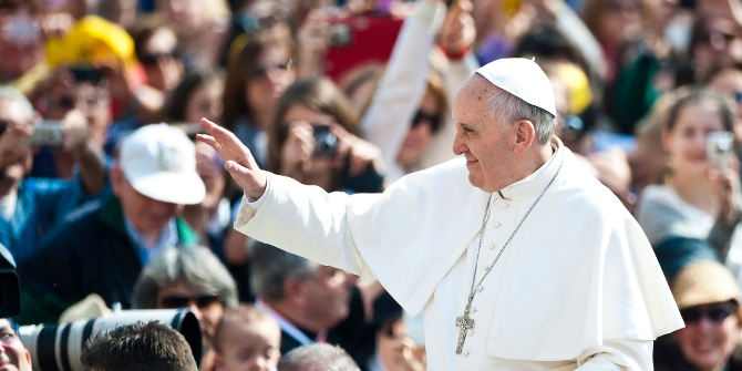 Pope francis featured