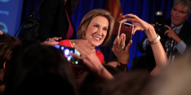 Carly Fiorina Might Accept A Post In Trump S Administration