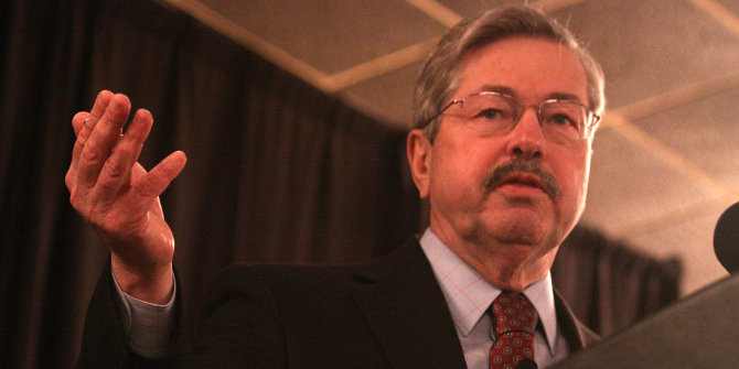 Terry Branstad Featured