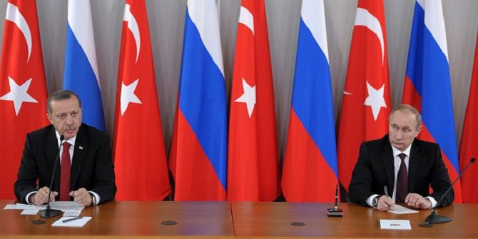 The clash between Putin and Erdoğan represents a turning point in Russian-Turkish relations