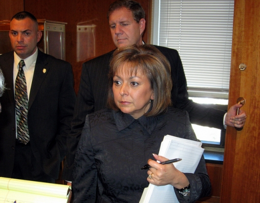 New Mexico Governor Susana Martinez Credit: Steve Terell (Flickr, CC-BY-2.0)