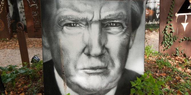 Trump graffiti featured