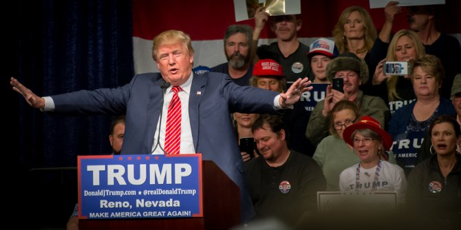 Donald Trump Credit: Darron Birgenheier (Flickr, CC-BY-SA-2.0)