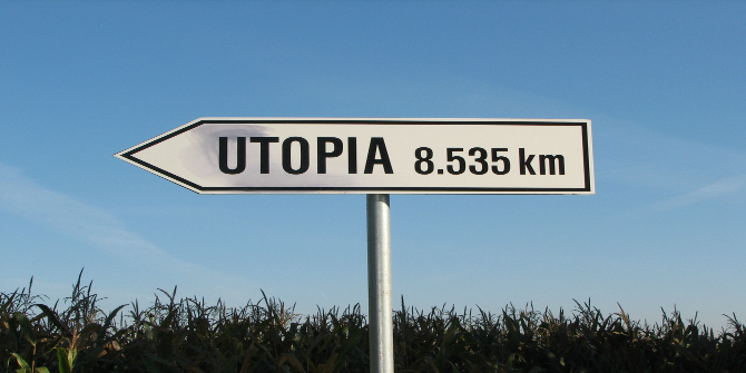 the geography of utopia But while these technologies promise to allow us to connect with more people  without geographical boundaries, the reality could be more a.