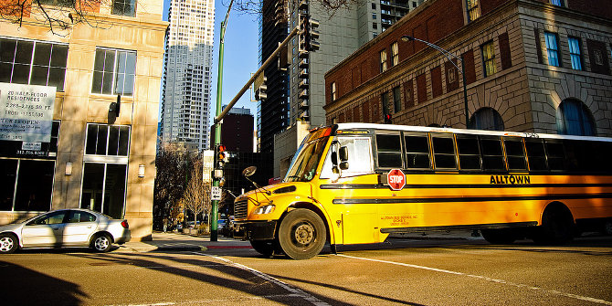 Schoolbus featured