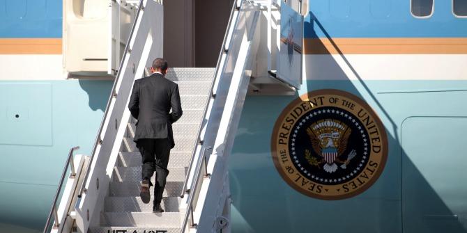 Obama plane featured