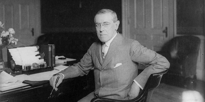Famous Quotes From Woodrow Wilson