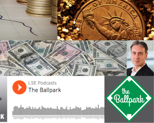 The Ballpark podcast Episode 4: The Almighty Dollar