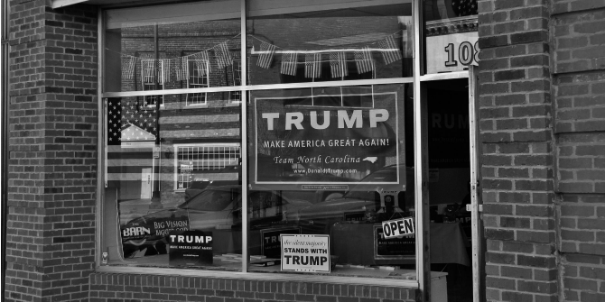Trump office featured