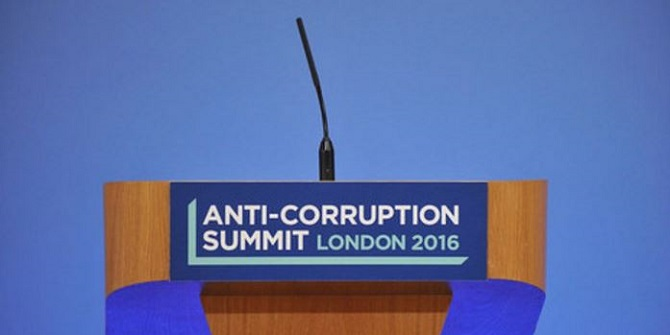 The London Anti-Corruption Summit: one good day is not enough