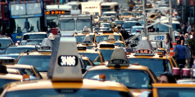 The bigger and denser the city you live in, the more unhappy you're likely to be.