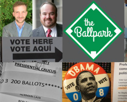 The Ballpark podcast Episode 5: What's a political poll got to do with it?